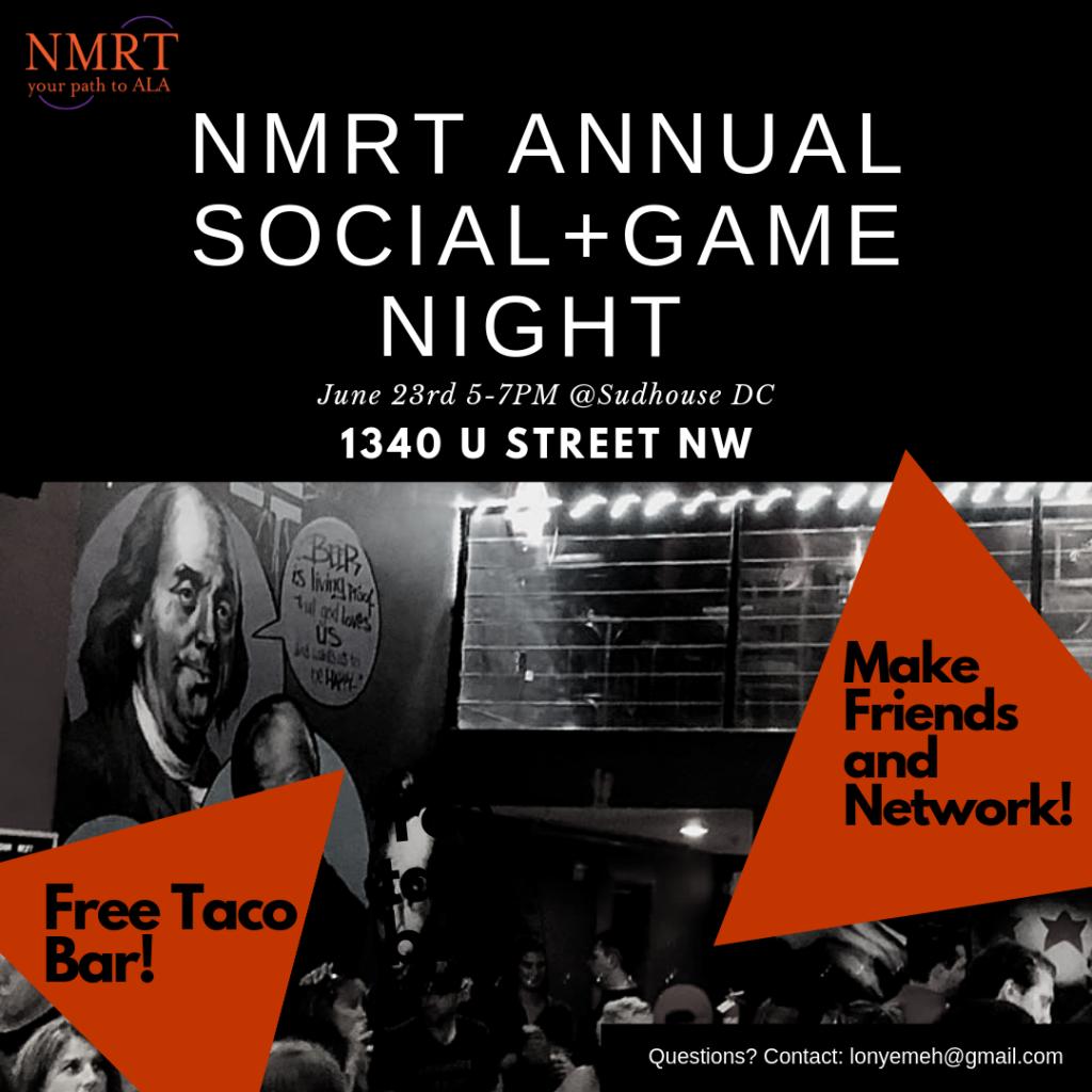 NMRT Social Flyer